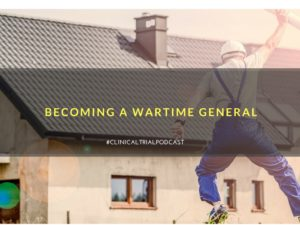Becoming A Wartime General