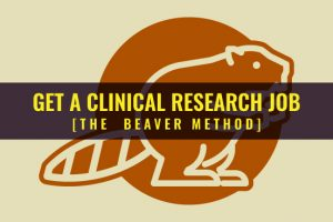 get a clinical research job